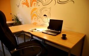 Pronájem kanceláře s umístěním sídla firmy