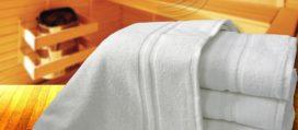 Hotelové ručníky a osušky PRUHY