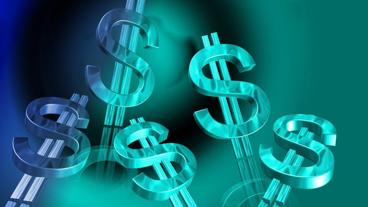 symboly dolaru